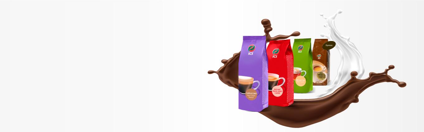 Продажа кофейных, снековых автоматов и ингредиентов