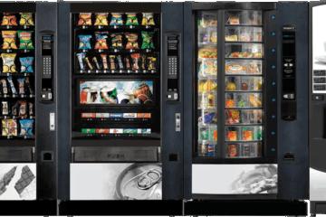 Продажа автоматов и ингредиентов для вендинга