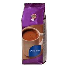 ics горячий шоколад какао