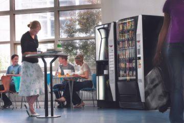 Установка и обслуживание торговых автоматов